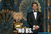Mark Wahlberg - No BS (food 'n' festivities. no bs)