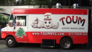 Toum, NYC - Food 'n' Festivities. No BS. - Lebanese food truck
