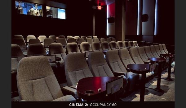 cinema 2 - nitehawk, nyc