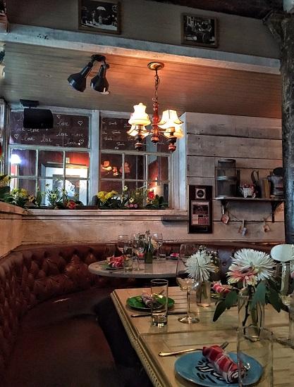 Chalk Point Kitchen Bar Downstairs