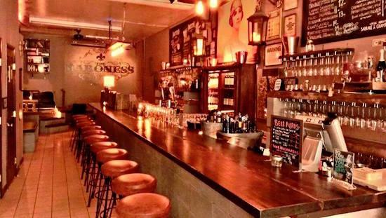 The Baroness Bar | Food 'n' Festivities